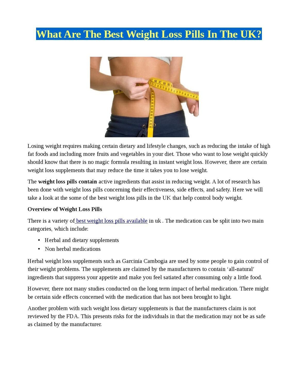 Best Weight Loss Pills | Orlistat Tablets | Best weight loss ...