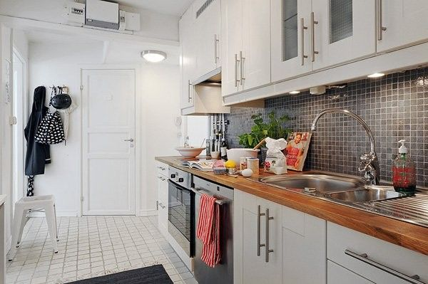 So Checkout Our Collection Of 23 Beautiful White Scandinavian Kitchen Designs To Get Inspired While Decorating Your