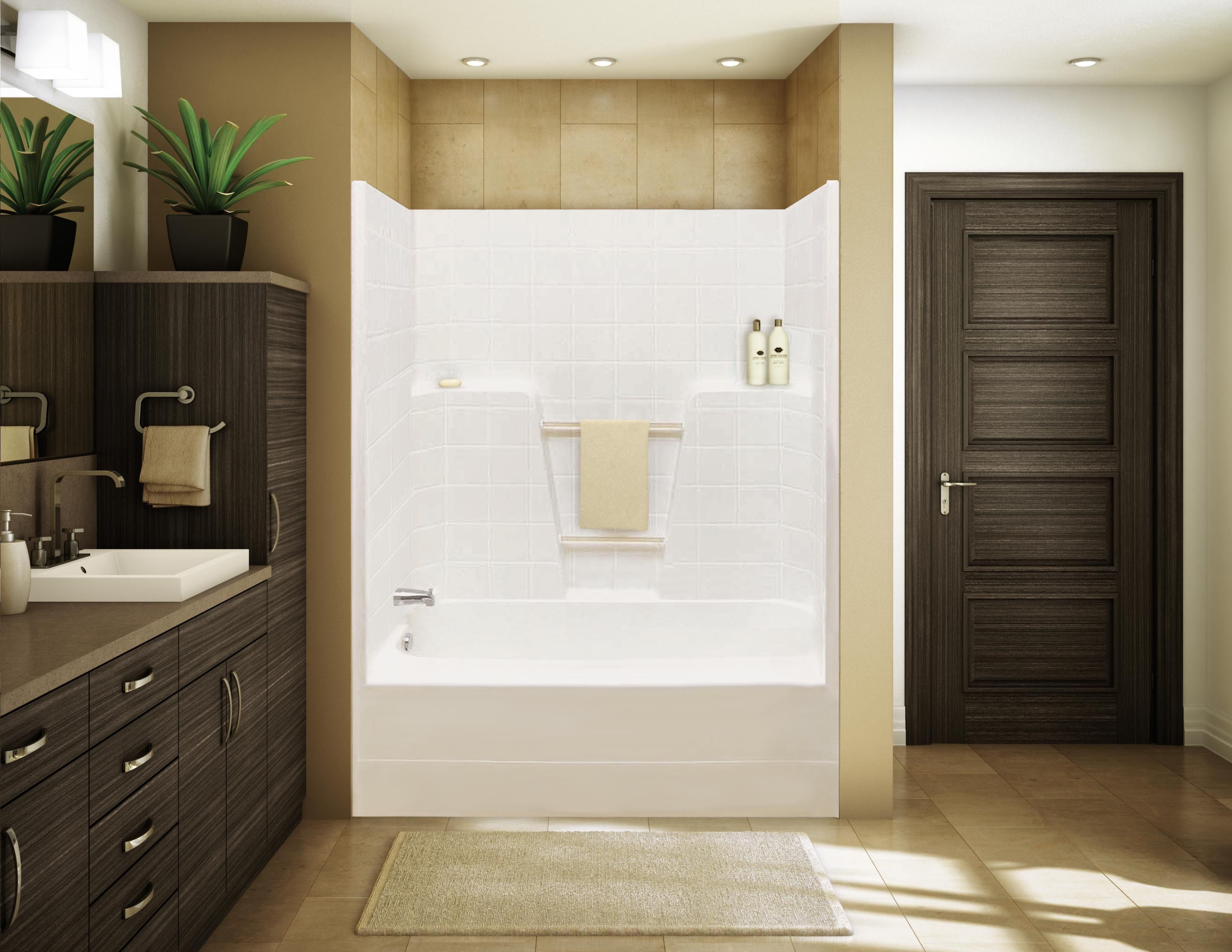MAAX Tub Installation   TSTEA60 Alcove or Tub showers bathtub   MAAX  ProfessionalMAAX Tub Installation   TSTEA60 Alcove or Tub showers bathtub  . Maax Tub Shower Combo. Home Design Ideas