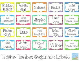 Teacher Toolbox Organizer At Last Teacher Toolbox Organizer Teacher Toolbox Teacher Toolbox Labels