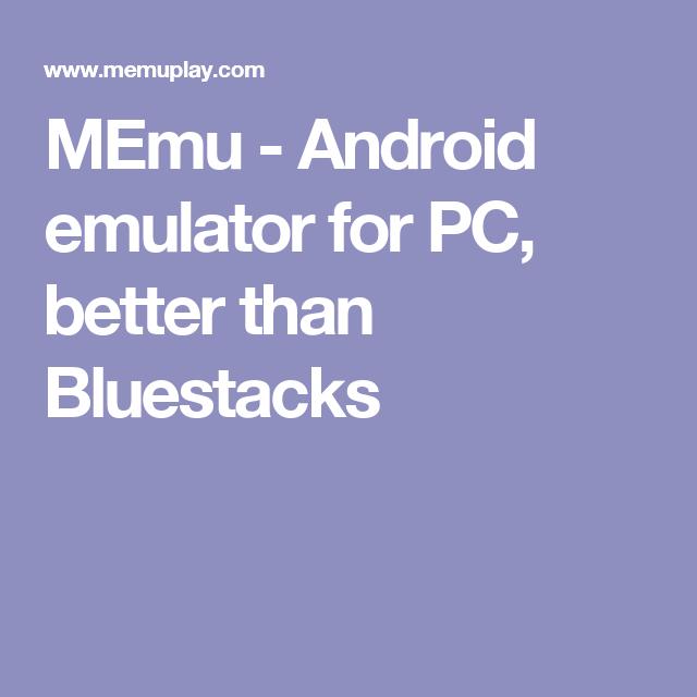 memu android emulator for pc windows 7