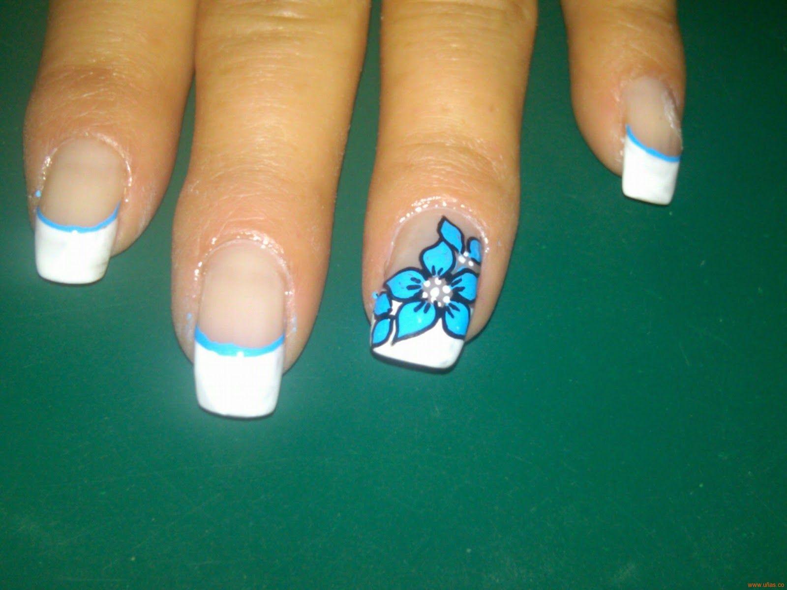 Imagenes de uñas decoradas, diseños y estilos de uñas | Diseño de ...
