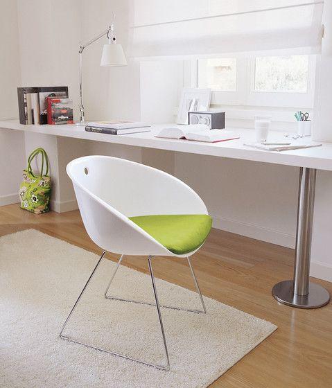 Gliss 990 By Pedrali Architonic Office Interiors Futuristic Furniture Home Office Design