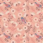 Half Metre Lewis & Irene A Little Bird Patchwork Quilting Fabric A66.1 = 2 fq