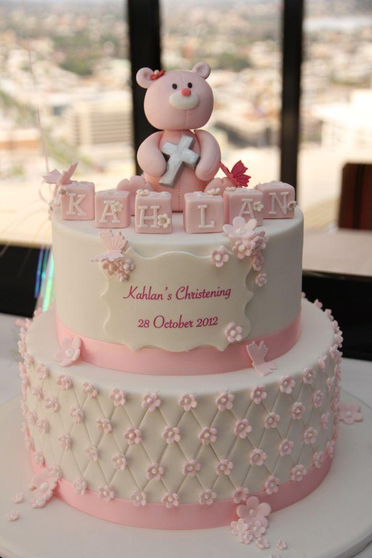 Resultado de imagen para baby bunny cake girl religious | Tortas ...