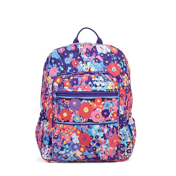 128e3c5bbe99 Campus Backpack in Impressionista. Hiking BackpackBackpack BagsVera Bradley  ...