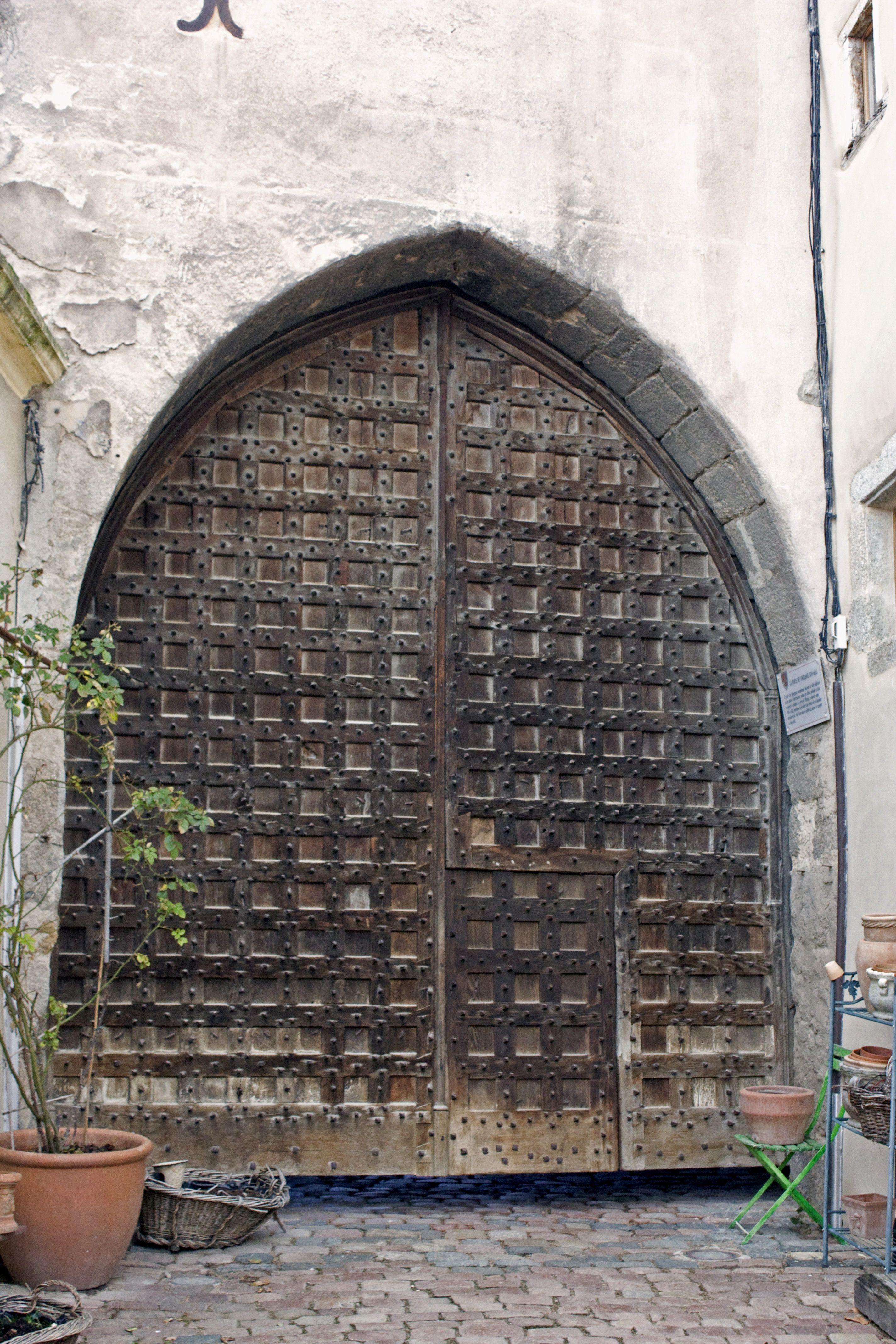 puertas medievales - Buscar con Google