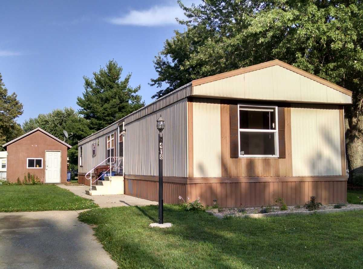 Fairmont Mobile Home For Sale In Westville In Mobile Homes For Sale Ideal Home Home