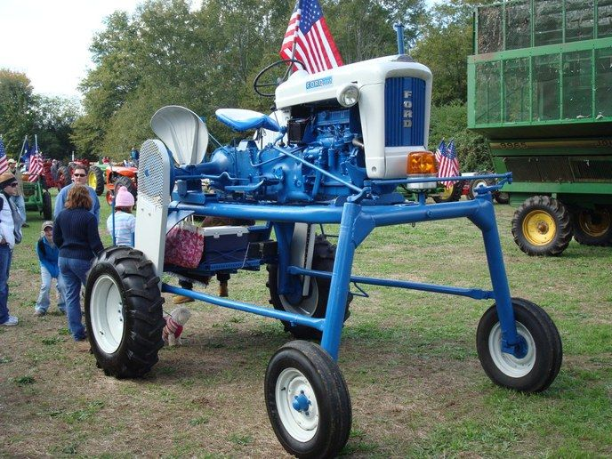 I Saw This 1964 Hi Crop At A Tractor Show Just Wanted To Share It With The Forum