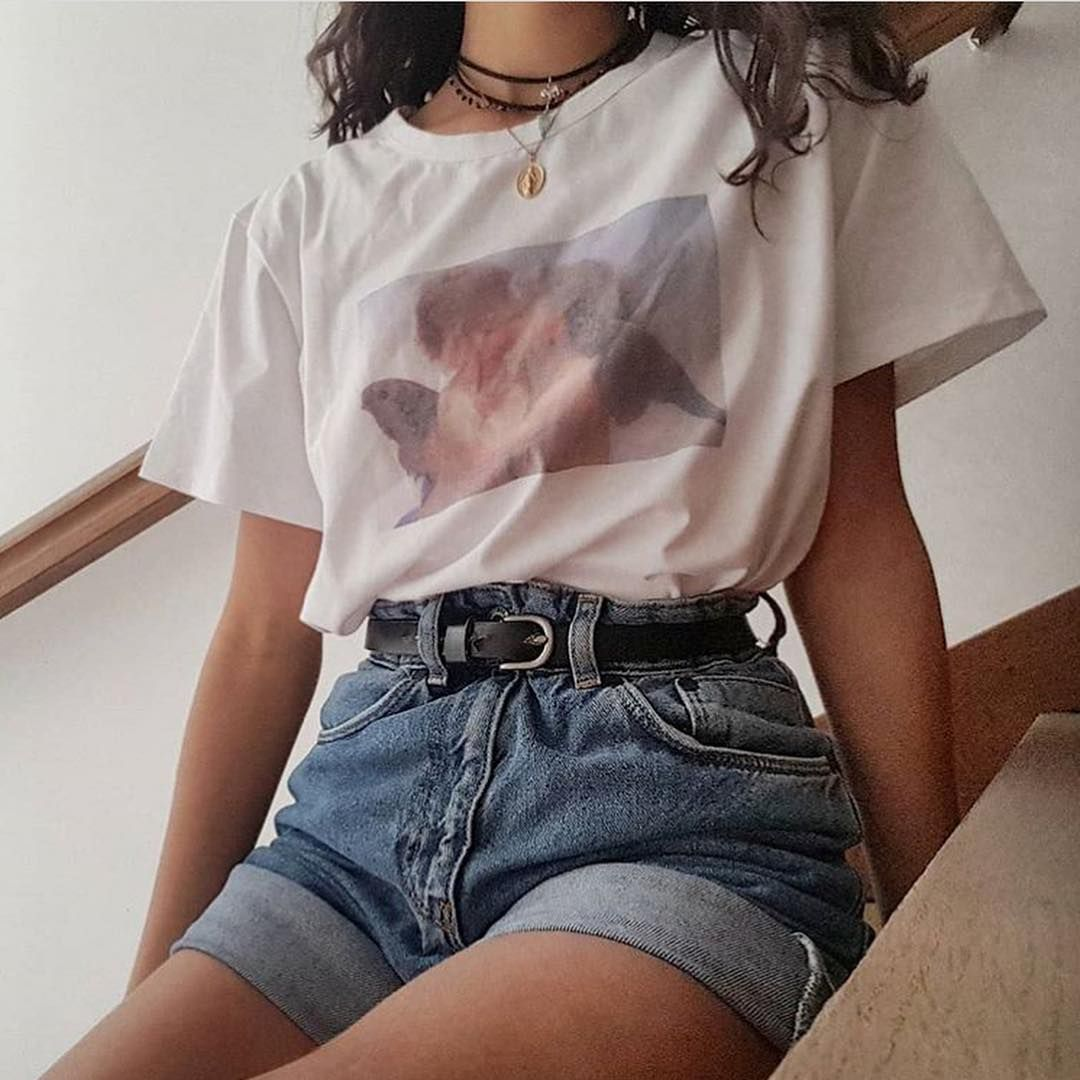Aesthetic Tumblr Goth Grunge Clothes Now Available With Free Delivery Vetements Aesthetic Tumblr In 2020 90s Fashion Outfits Retro Outfits Aesthetic Clothes