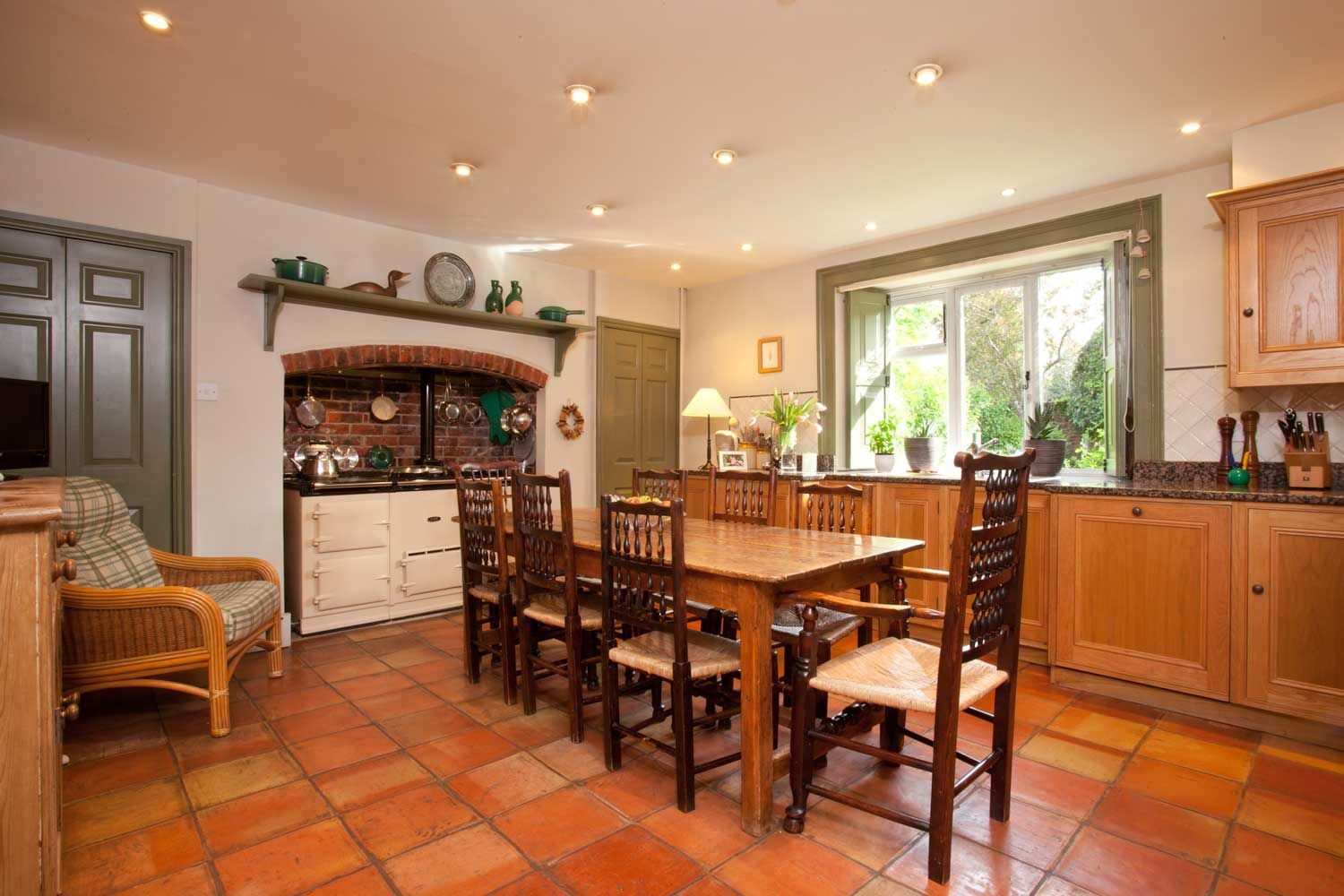 Property of the Day: Dial House, Wiltshire | Town & Country Magazine ...
