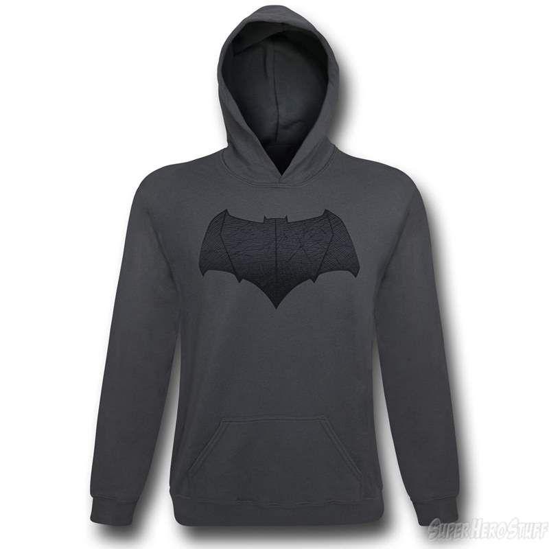 Batman Vs Superman Batman Symbol Hoodie Pinterest Batman Vs