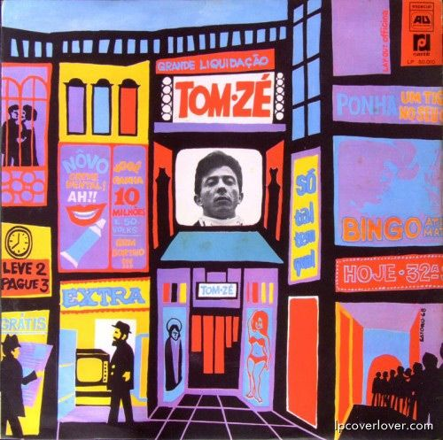 Tom Zé - Tom Zé at Discogs