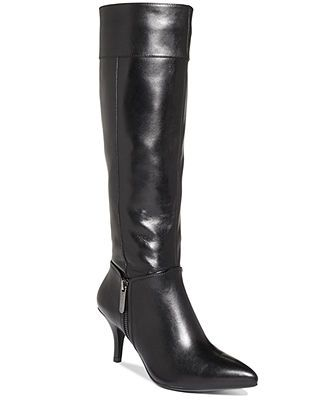 Ellen Tracy Harvard Dress Boots - Shoes - Macy's I finally ordered these! :)