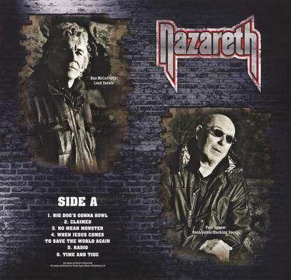 Http Www Coverdude Com Covers Nazareth Big Dogz 2011