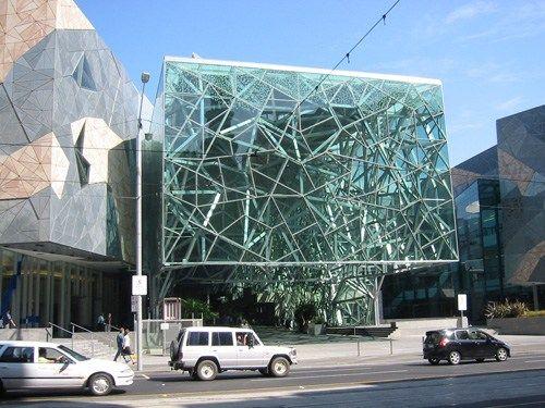 Resultado de imagen para edificios comerciales for Edificios modernos minimalistas