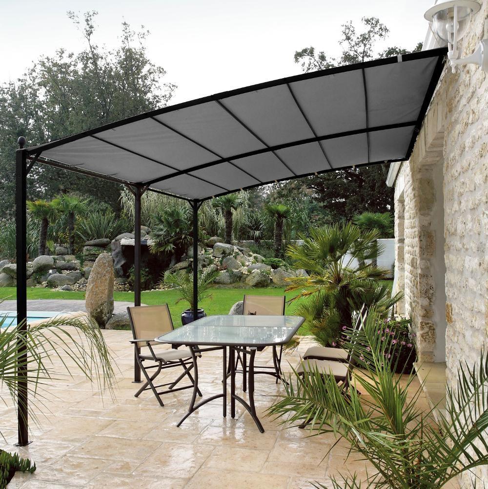 Nos 10 Plus Belles Idees Deco Pour Une Terrasse D Ete Agreable Pergola Metallique Pergola Pergola Fer