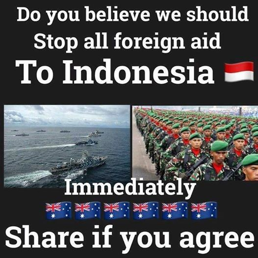 Australian Survival and Preppers..: Indonesia Aid & West Papua Genocide!!!