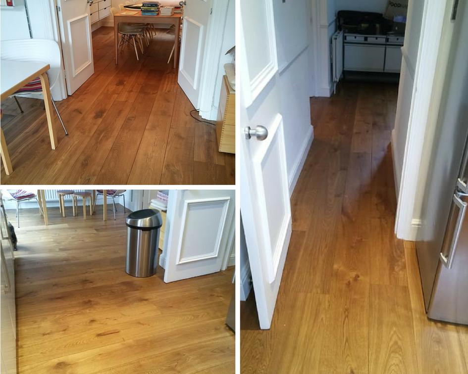 Oak Wood Flooring To Living Areas In South London Httpsgoo