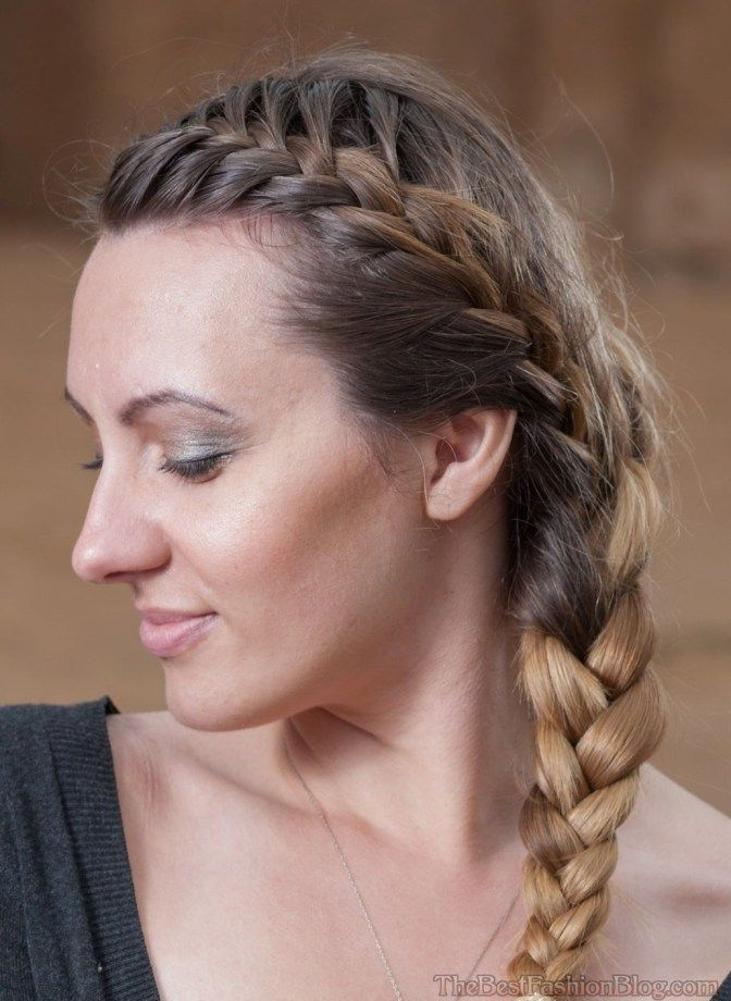 Braided Hairstyles For White Women 29   Cute ponytail ...
