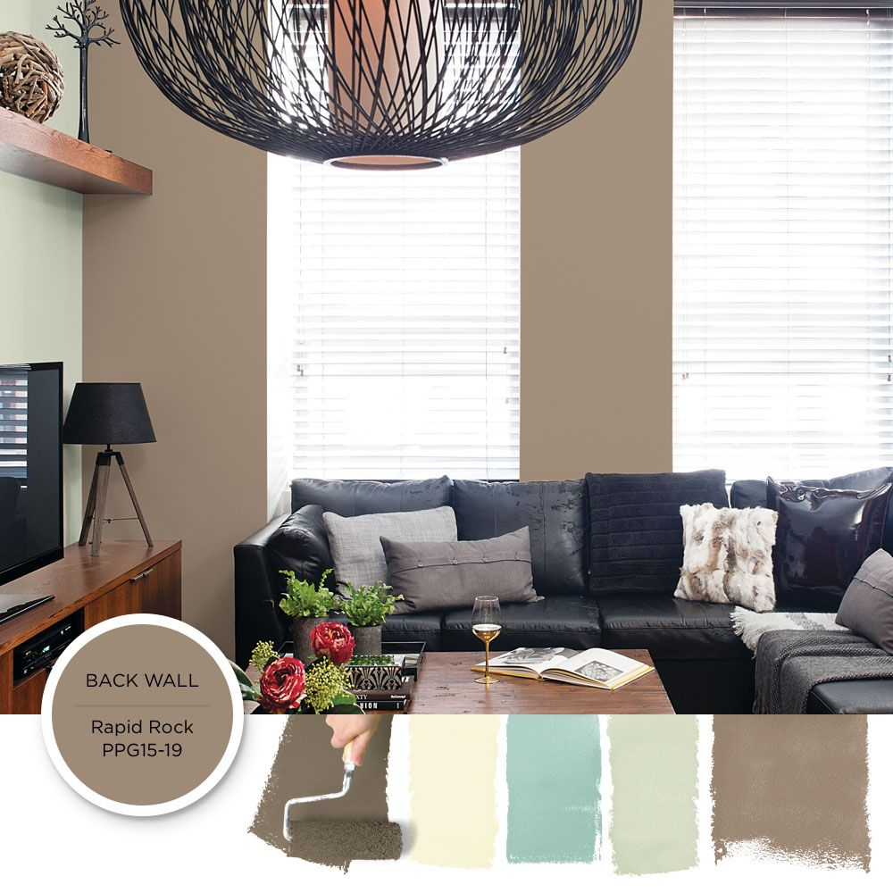 Transitional Painting Ideas: The Earthy Tone Of This
