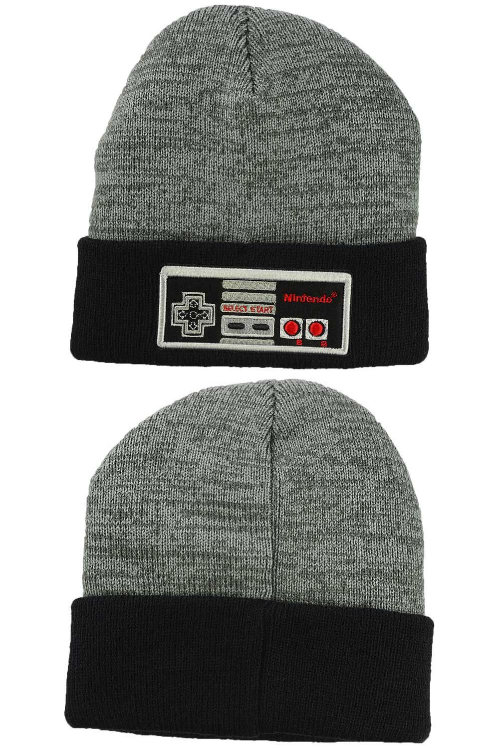 d8fd04f6892 Hats 163543  New Licensed Nintendo Classic Controller Knit Hat Beanie - Unisex  Adult 1 Size -  BUY IT NOW ONLY   14.99 on  eBay  licensed  nintendo   classic ...