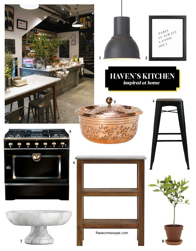 havens kitchen inspired from blog There comes a yes
