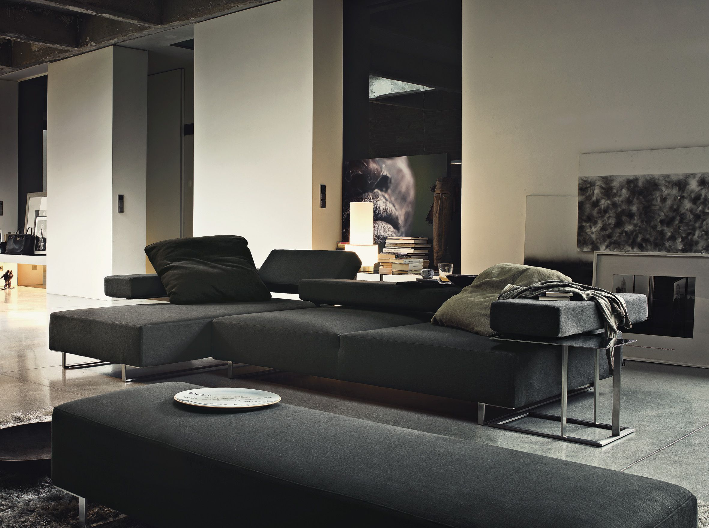 Space Invader Couch Inkas Sofa By Arketipo Firenze Purple Pinterest Living