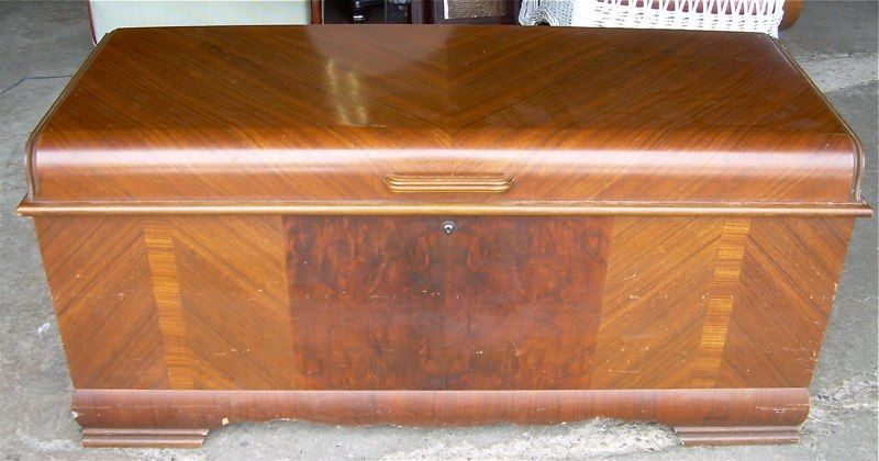 Art Deco Waterfall Cedar Chest...I Mustu0027ve Sold At Least Three