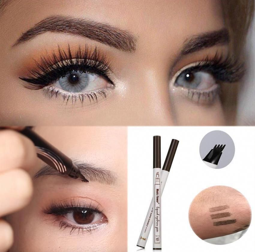 Hd Eyebrows Brow Filling Makeup Places To Get Your