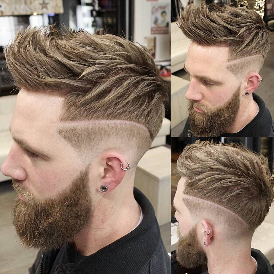 24 Coolest Haircut designs For Guys in 2018 | Mens Hairstyle | Hair ...