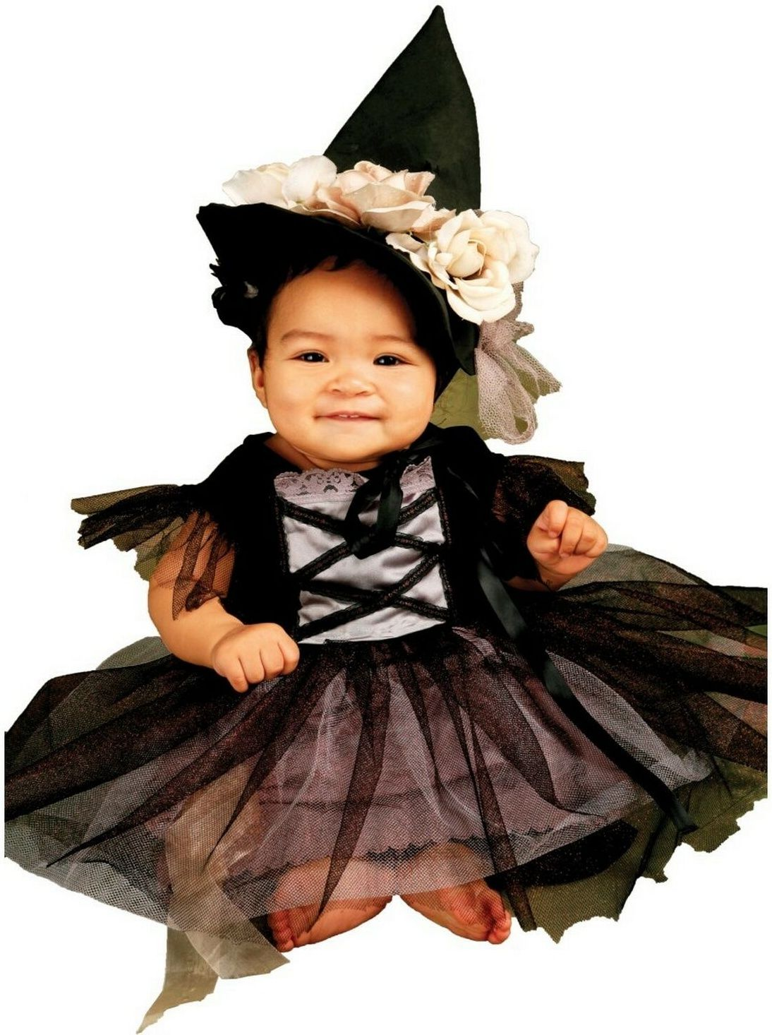 Lace Witch Baby Costume  fcf5dcd4d3
