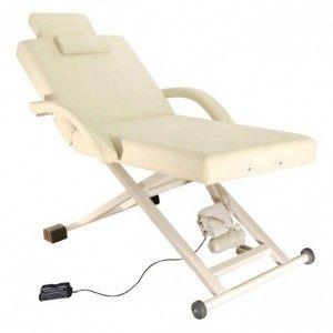 Table De Massage Electrique Electro Tilt Pour Spa Ou Institut Table De Massage Table Massage