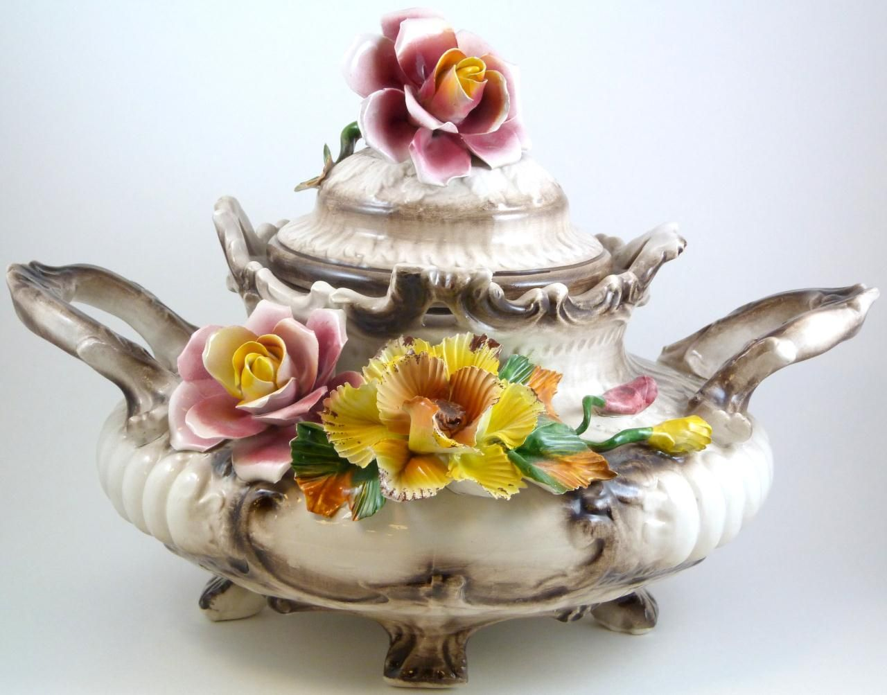 Capodimonte 127 - Italian Porcelain