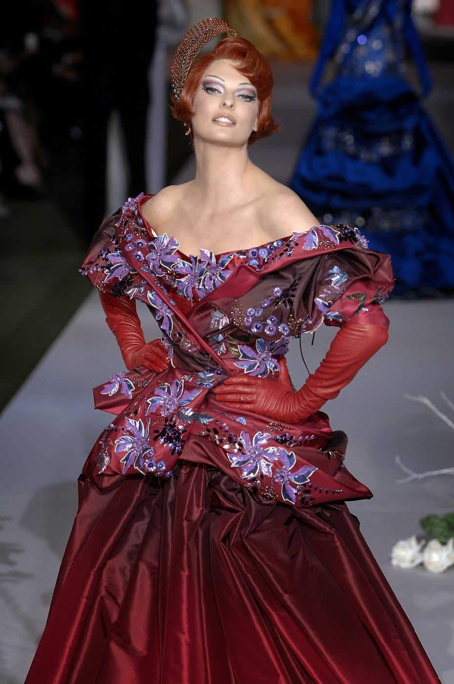 Fashion Show: Christian Dior Couture Fall 2007   John Galliano