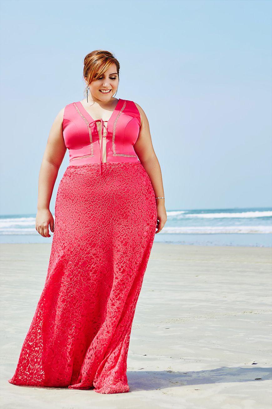 Vestidos de festa plus size looks para arrasar em ocasiões