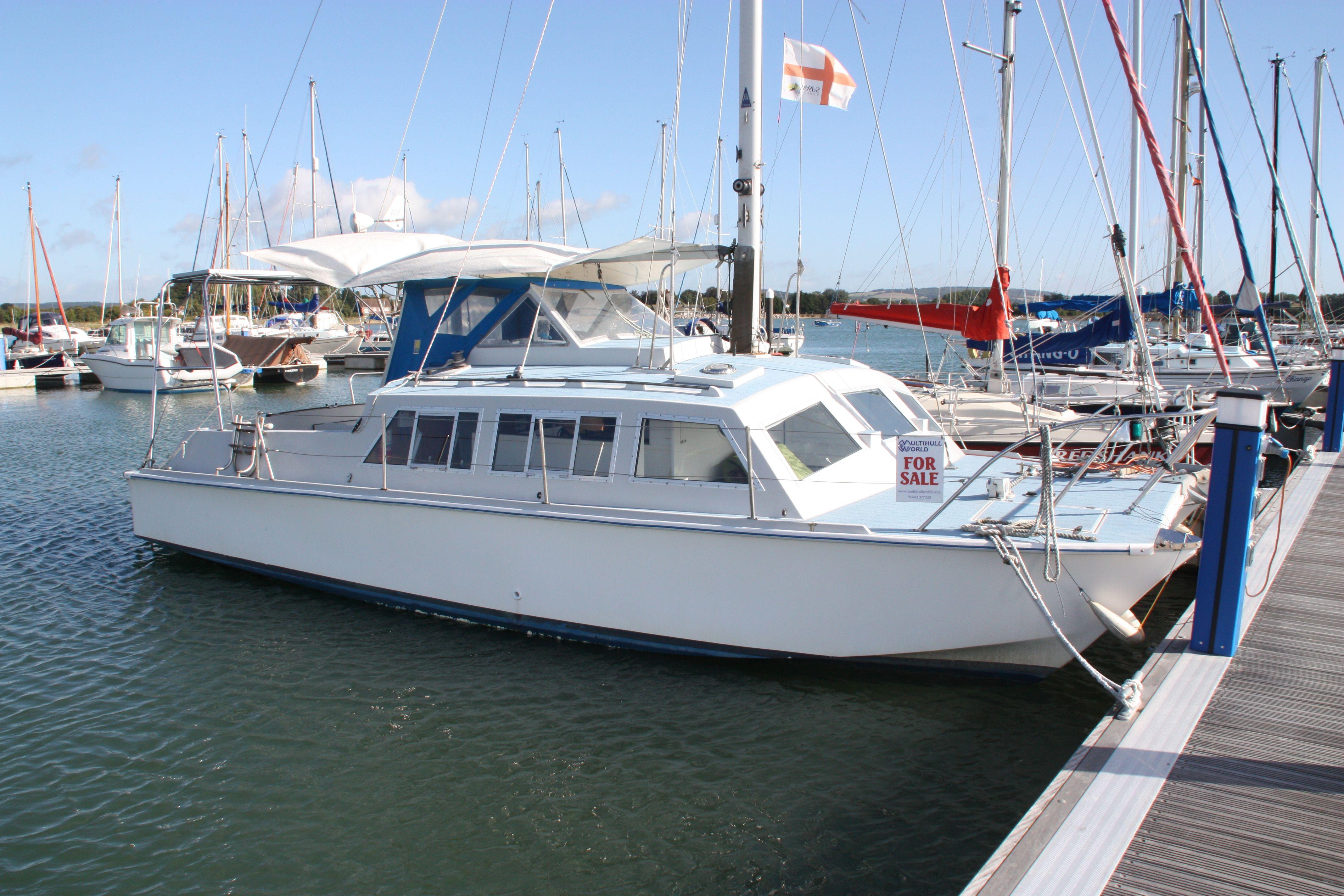 to MultiHull World Catamaran, catamaran for sale