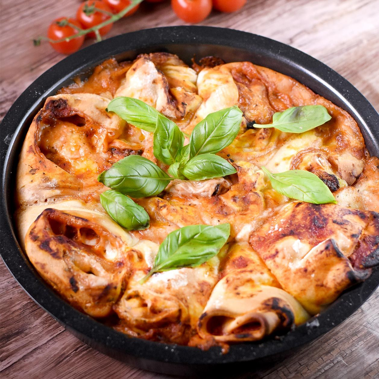 One-Pot-Pizza: Dieses Rezept ist genial