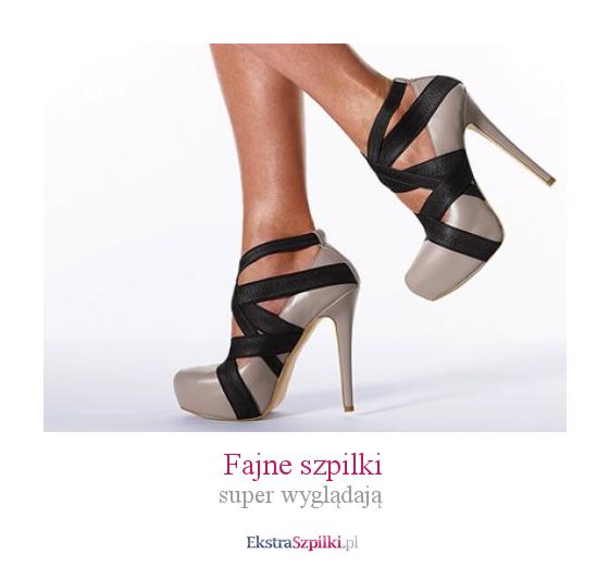 Szpilka Bezowe Fajne Szpilki Super Wygladaja Stiletto Heels Heels Shoes