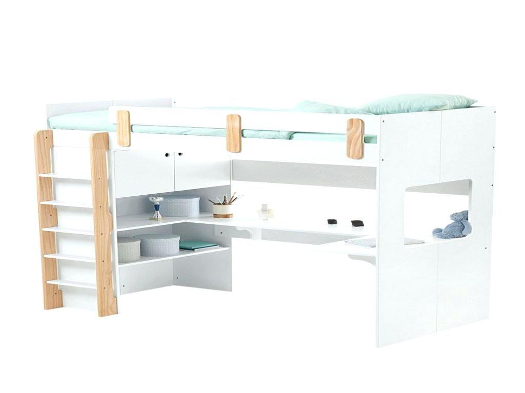 lit combin fille ikea affordable lit combine bureau - Lit Fille Ikea