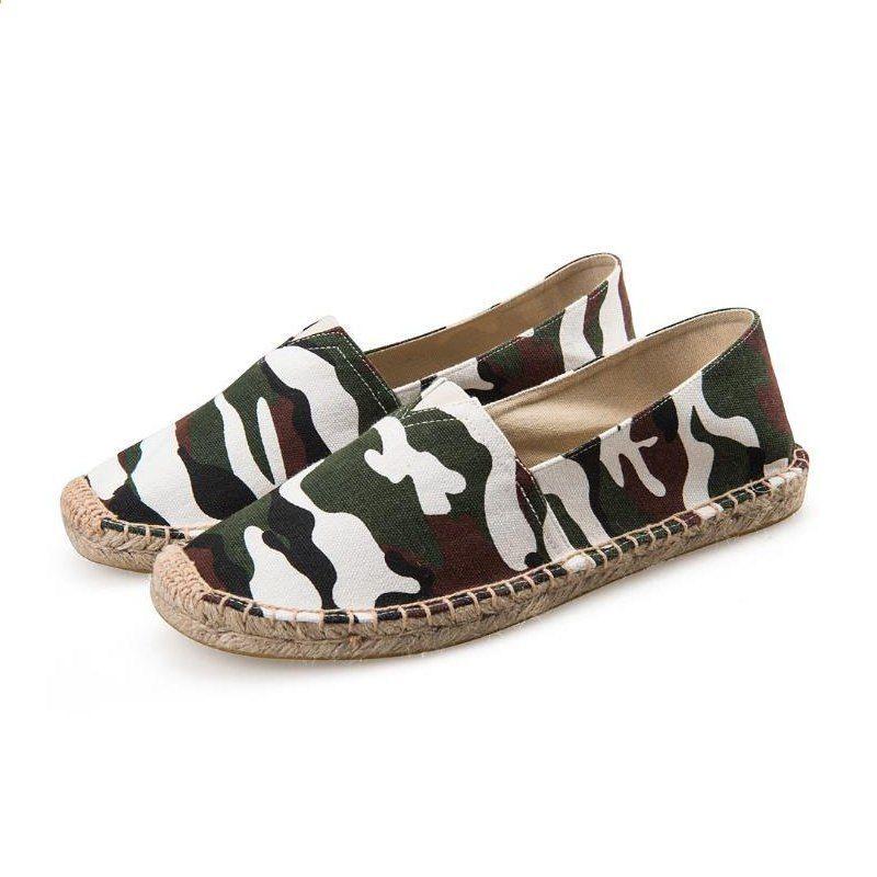 Cpi 2018 Nowe Letnie Buty Meskie Modne Kamuflazowe Sandaly Lekkie Buty Do Jazdy Wygodne Obuwie Ogrodowe Mieszkania Meskie Buty Canvas Shoes Shoes Loafer Shoes