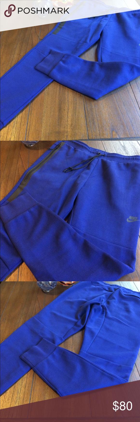 NWOT Nike Sportswear Tech Fleece Joggers Fleece joggers