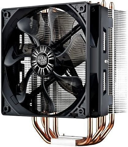 Cooler Master Hyper 212 Evo Cpu Cooler With 120 Mm Pwm Fan