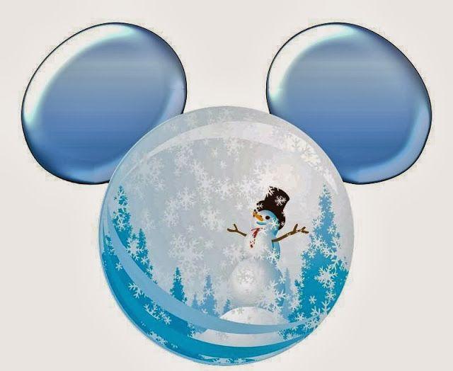 Imprimibles de Disney para Navidad Segunda Parte. 5 imágenes ...