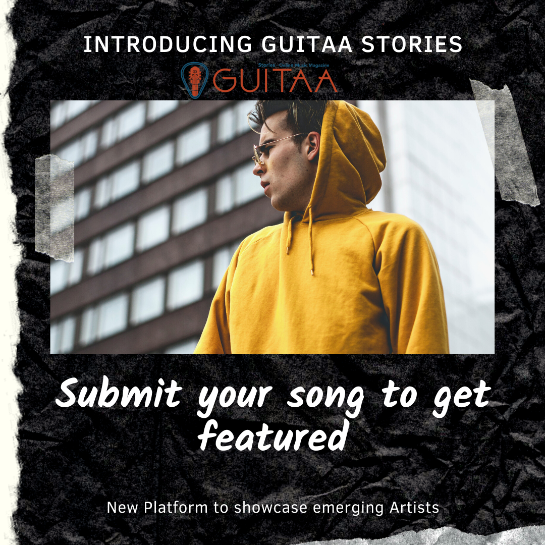 Introducing Guitaastories Music Blog Featuring Hottest New Song And Artist Submit Your Music To Get Featured In Our Next Editio Music Blog News Songs Songs