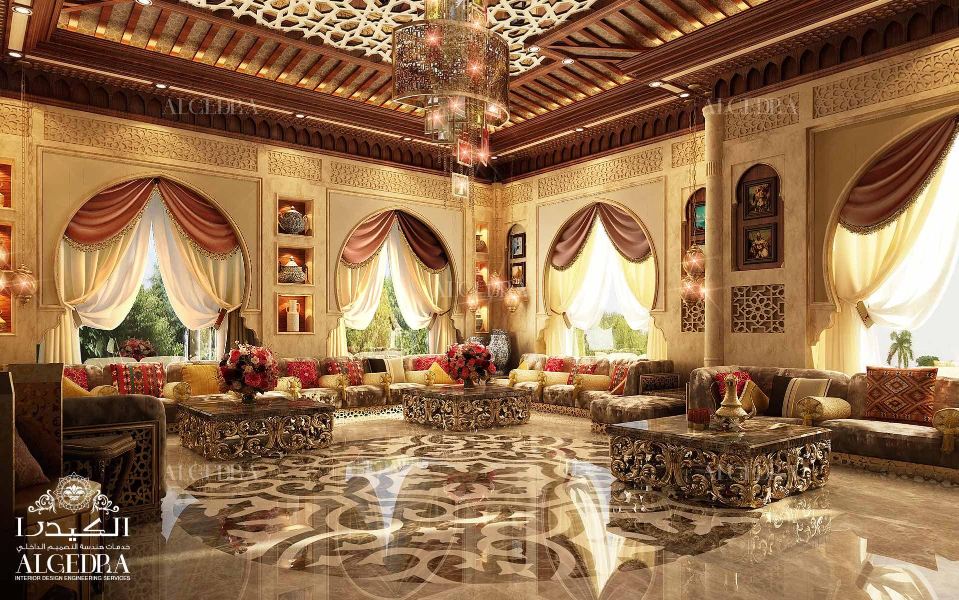 Luxury Interior Design Dubai Interior Design Company In Uae Kamar Tidur Mewah Kemewahan Dekorasi Rumah
