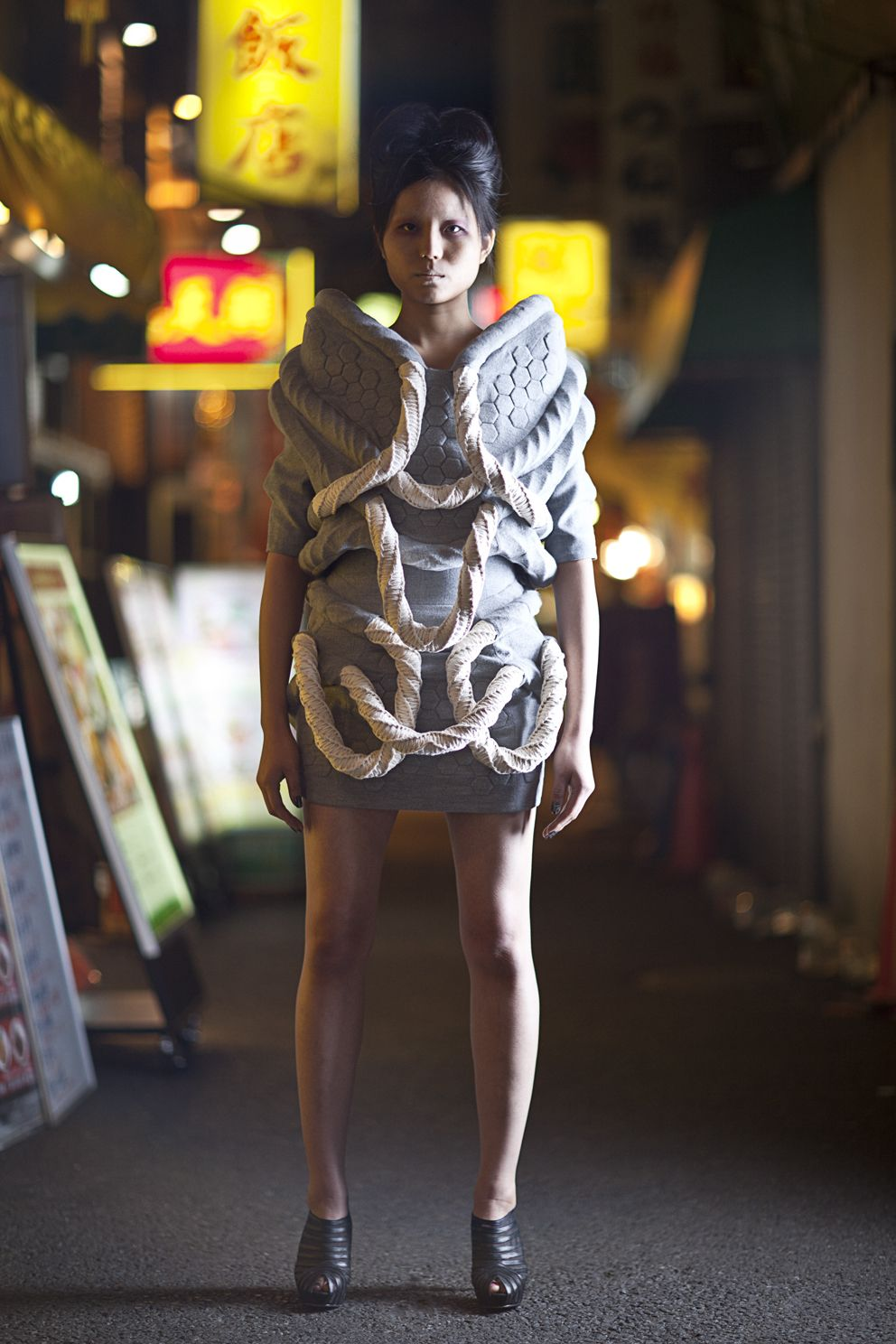 SIKAKEPROJECT: KEITA EBIHARA PHOTO SHOOOTING  #Japan #fashion #JapaneseFashion