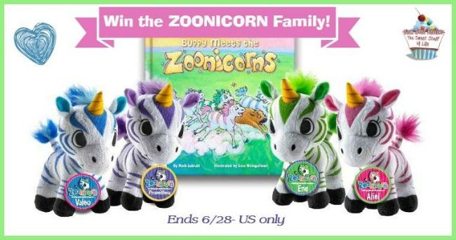 Zooicorn Family Giveaway