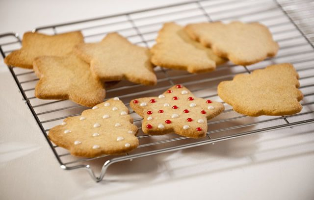 Spiced Christmas Biscuits These Are Great Fun For Children To