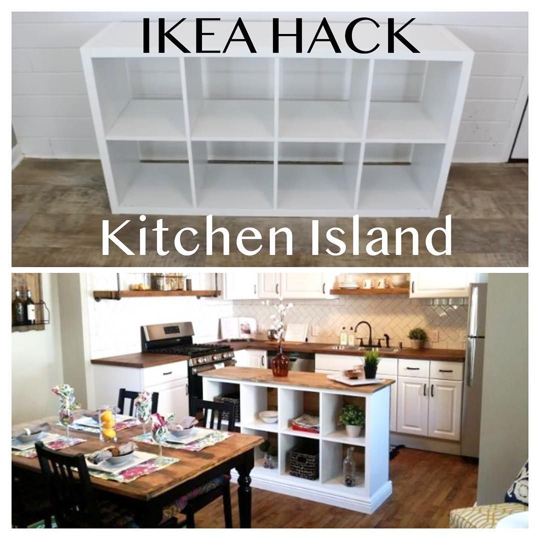 7 Brilliant Organizing Hacks Made Possible Thanks to IKEA Finds #smallkitchendecoratingideas